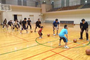 大阪アースフレンズの初練習が開催されました